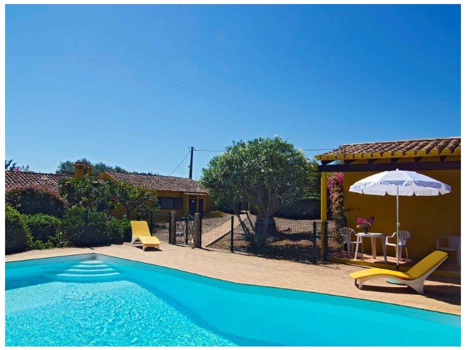 Quinta und Pool
