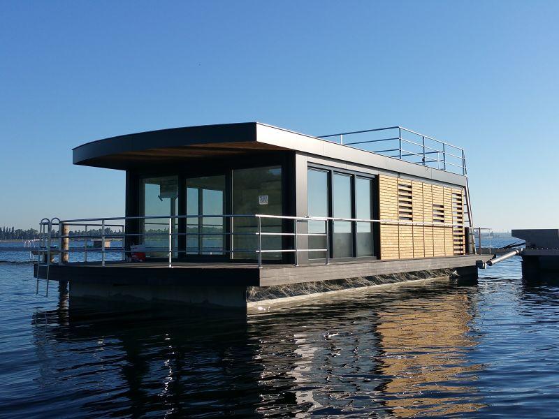 Hausboot Seeblick 1