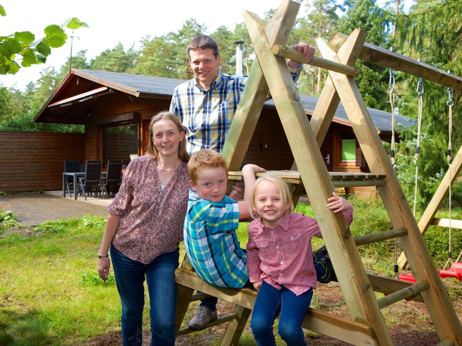 Familie Schulz, Ferienhaus Ortheide 68