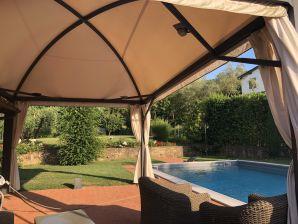 Ferienhaus Villa Paradiso Lucca