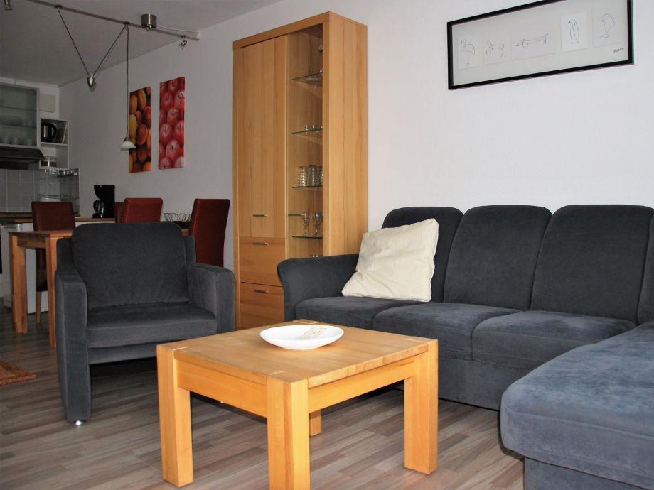 Frische Brise Whg 06.02 Sahlenburg, Wohnzimmer