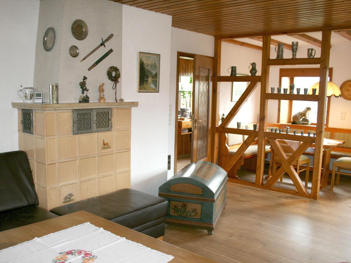 Ferienhaus gabriela frankenh he romantisches franken firma flughundreisen frau regine winter - Romantisches wohnzimmer ...