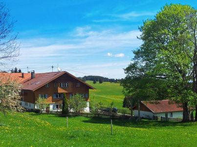 Grünten Landhaus Raschke