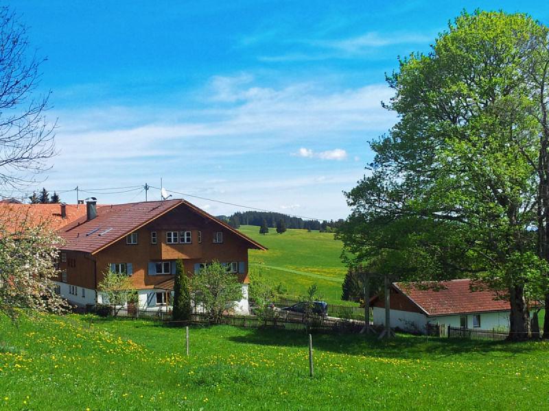 Ferienwohnung Grünten Landhaus Raschke