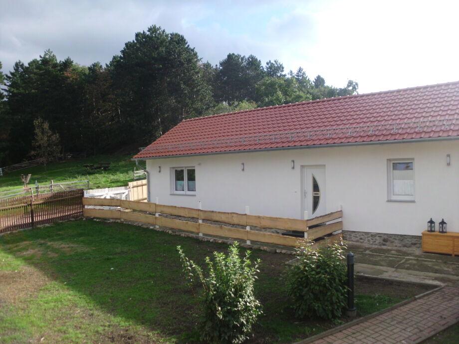 Ferienhaus mit seperatem Eingangsbereich