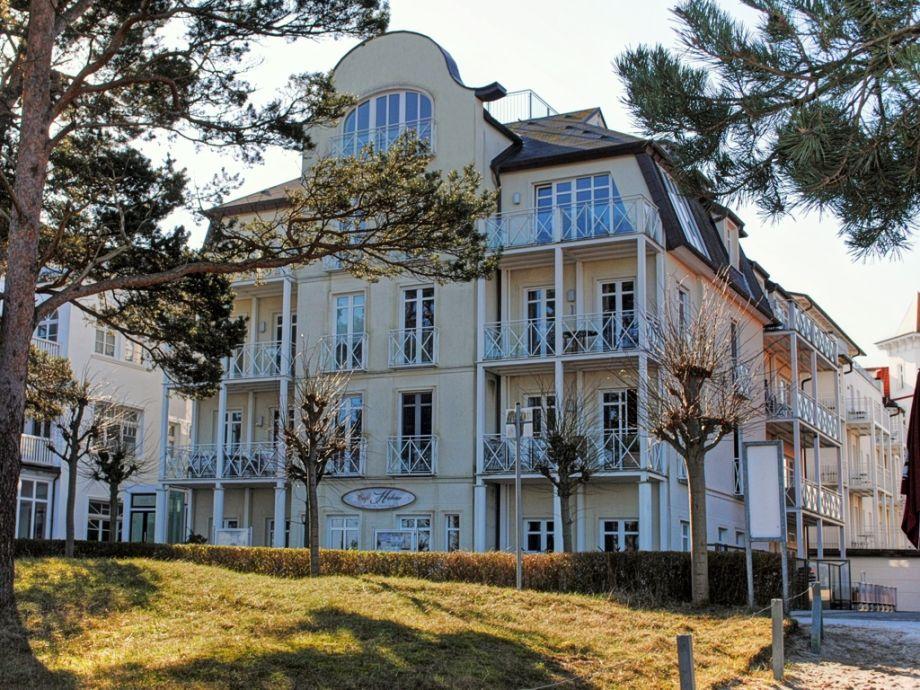 Villa Helene Binz Kreideblick