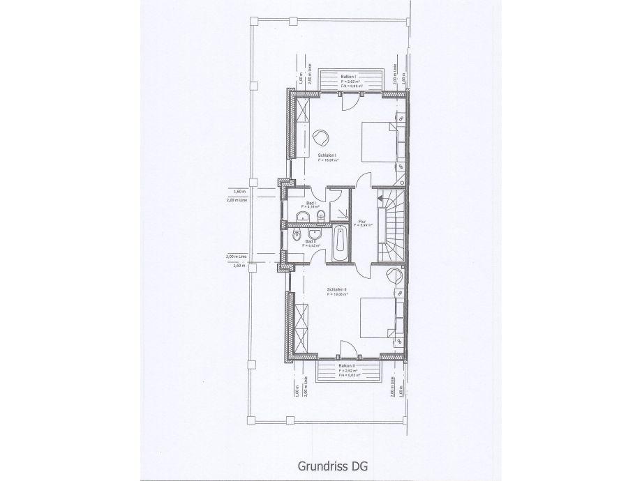 Bad Grundriss Modern  Badezimmer grundriss dachgeschoss digrit for