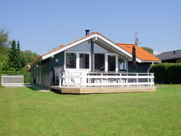 Ferienhaus Whirlpool Badestrand