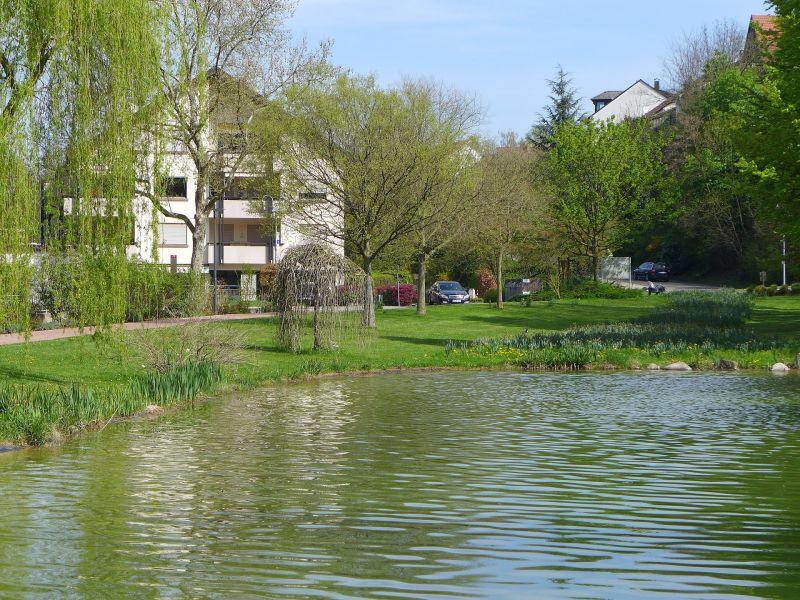 Holiday apartment Ferienwohnung am Kurpark