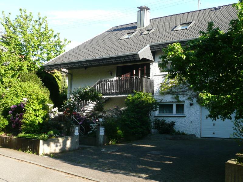 Ferienwohnung Haus am Kochberg