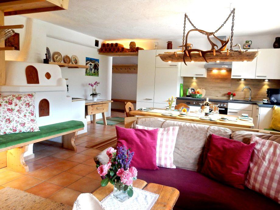 Außenaufnahme Apartment Alpina Deluxe