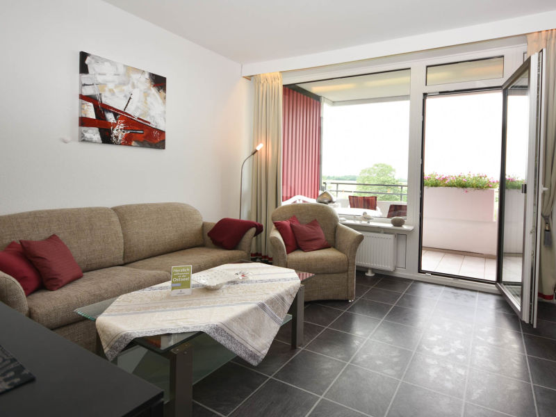 Ferienwohnung 502 im Haus Berolina