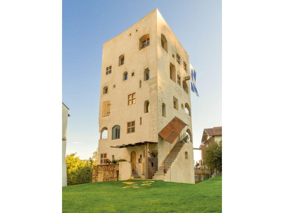 Ferienwohnungen im Turm zu Schloss Schedling