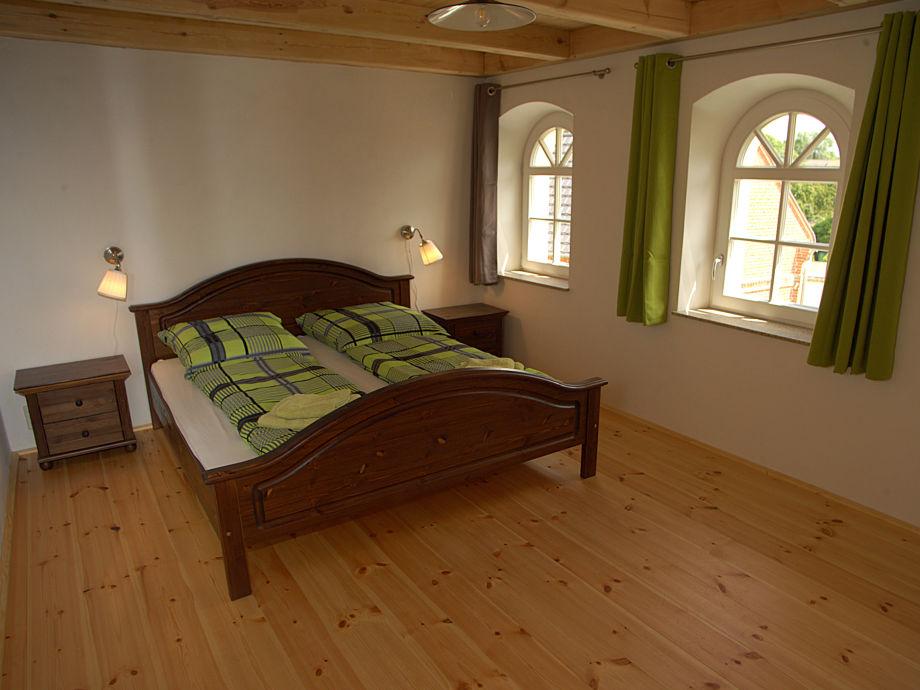 Ferienhaus spreewaldhof am wasser spreewald herr udo saaro for Schlafzimmer dachgeschoss
