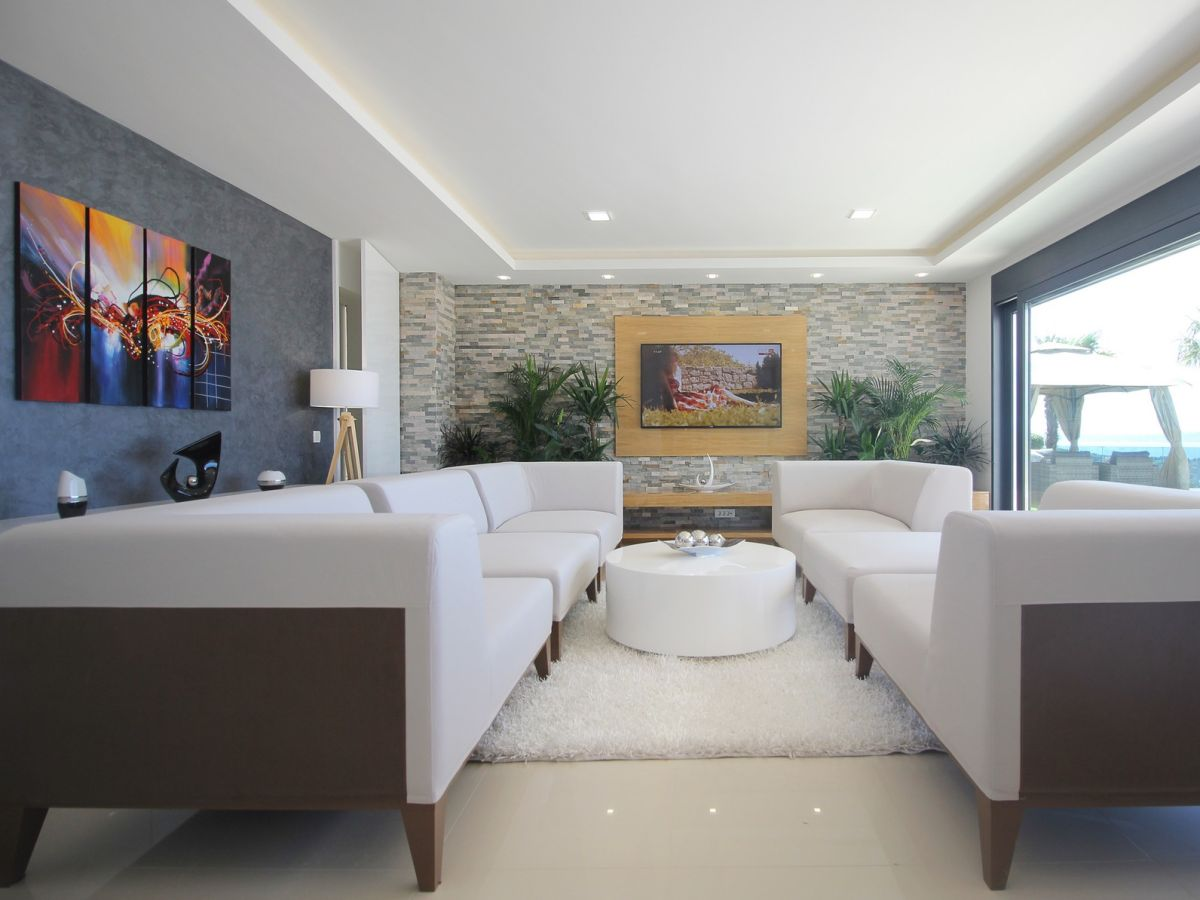 Villa afrodita makarska dalmatien makarska firma for Sitzecke wohnzimmer