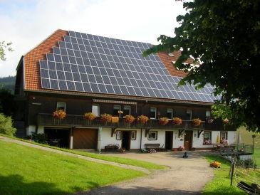 Holiday apartment Rutscherhof