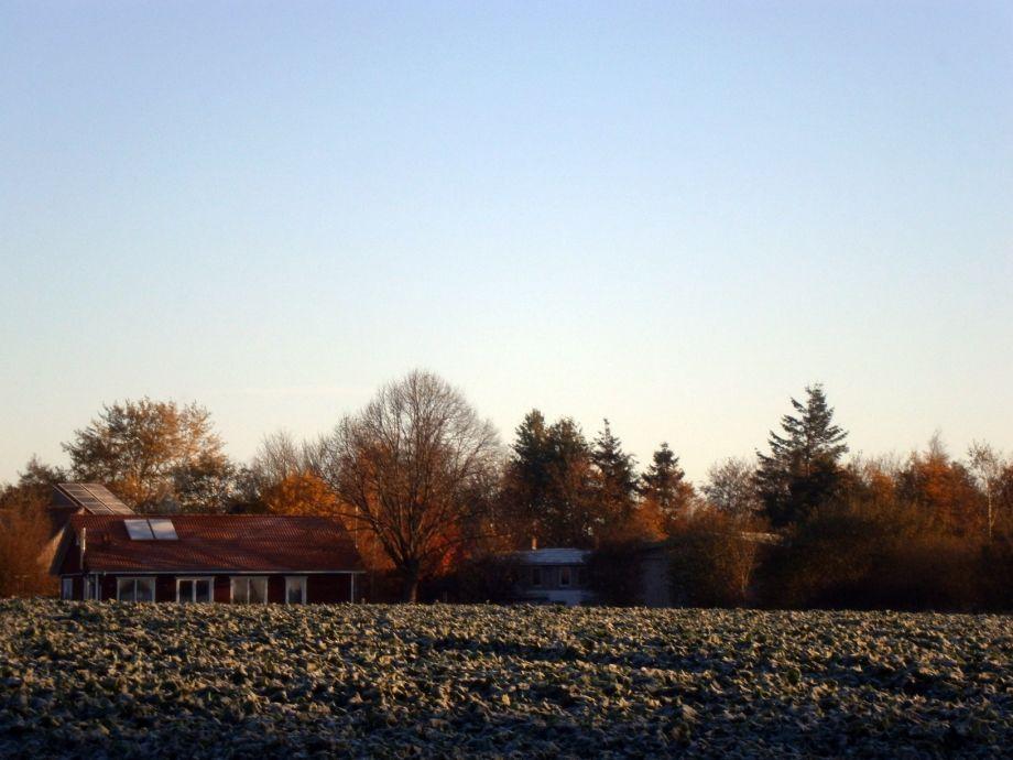 auch in Herbst und Winter schön