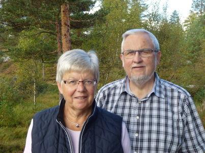 Ihr Gastgeber Randi und Bernfried Kunz