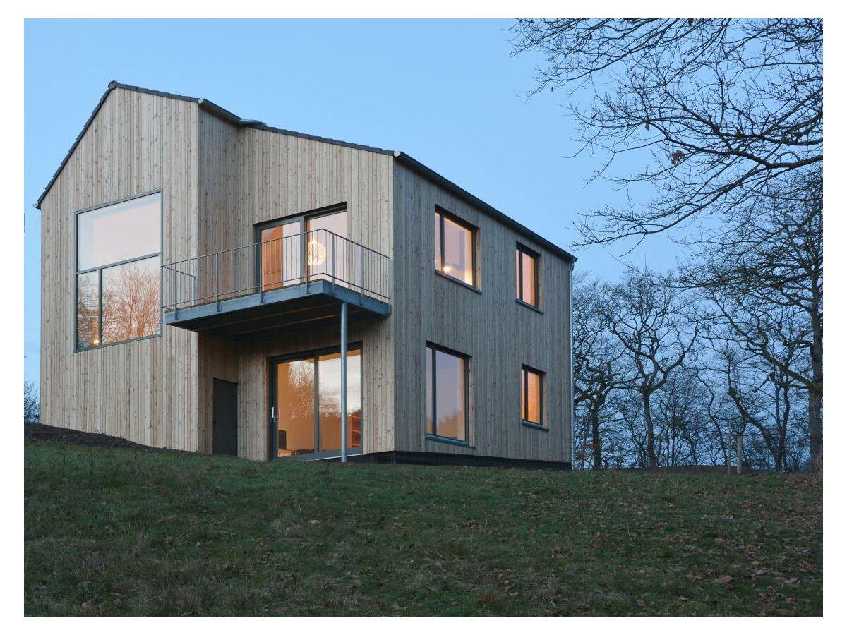 ferienhaus modernes holzhaus in der vulkaneifel eifel firma