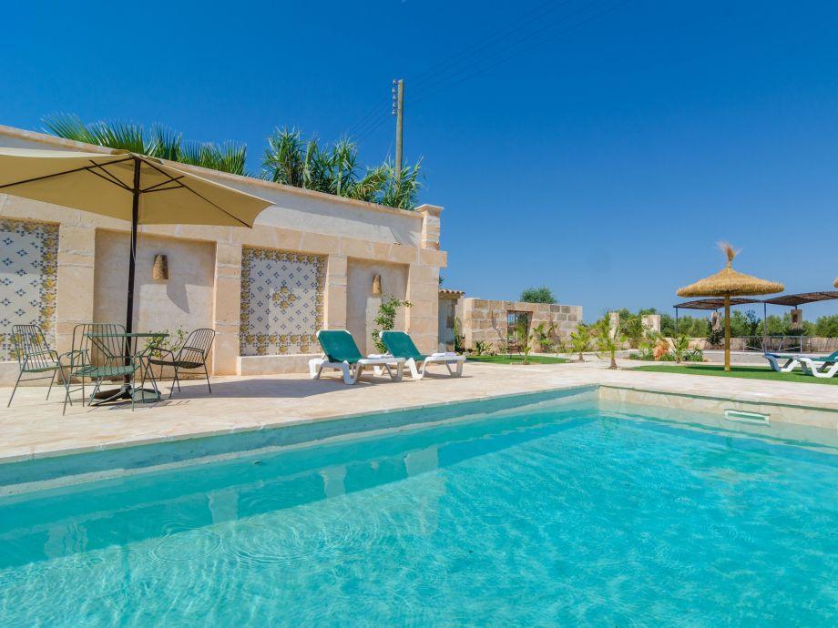 Ferienhaus Lurigera mit privatem Pool