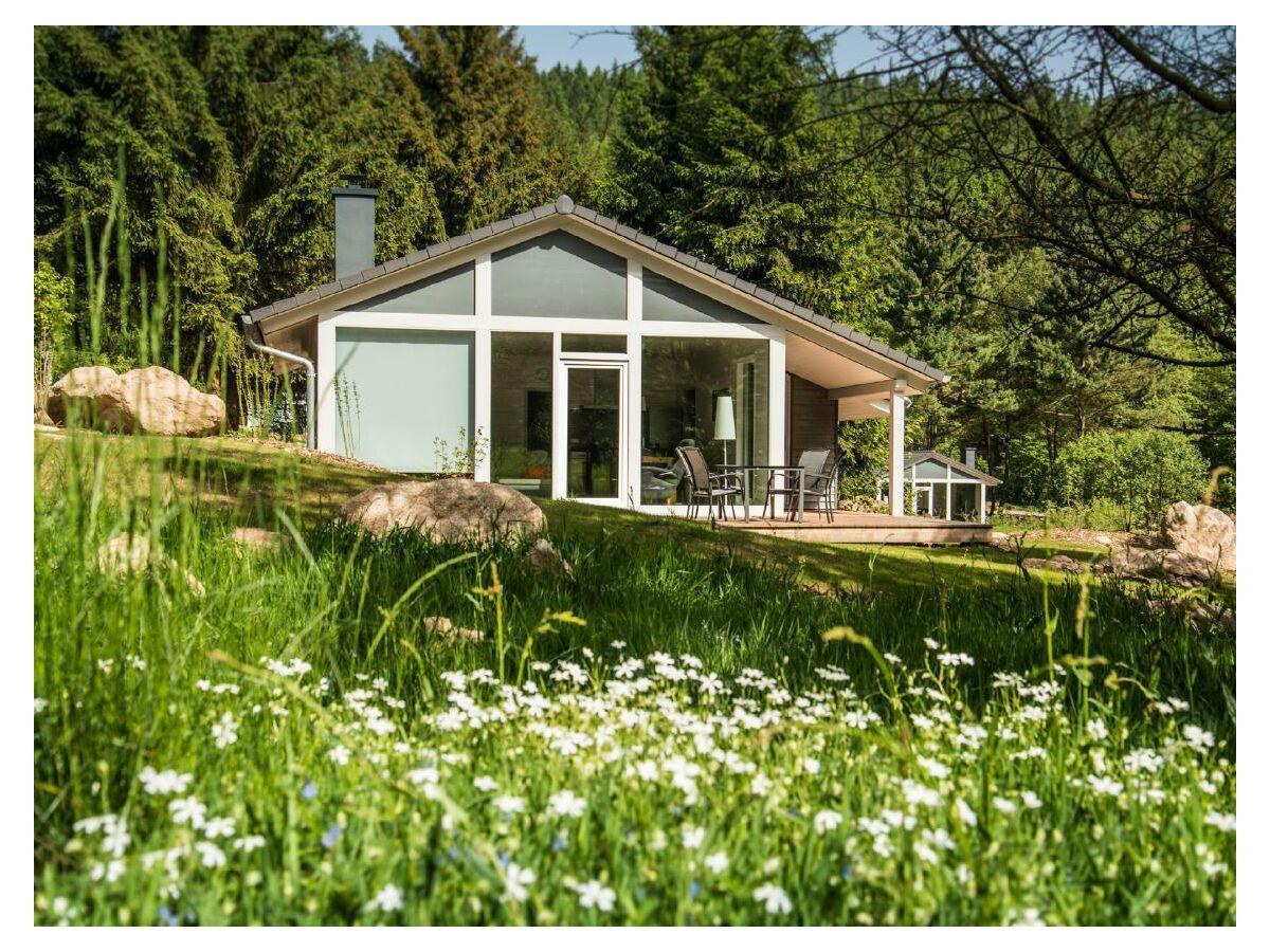 Simple Modernes Ferienhaus Mitten Im Wald With Modernes Haus Im Wald.