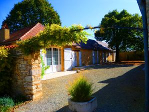 Holiday house top class with pool, Périgord, 4-6 guests