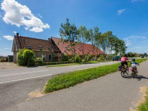 Ferienwohnung Komfort 4* Personen in Oostkapelle