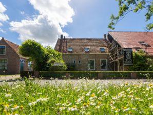 Ferienwohnung Komfort 4+ Personen in Oostkapelle