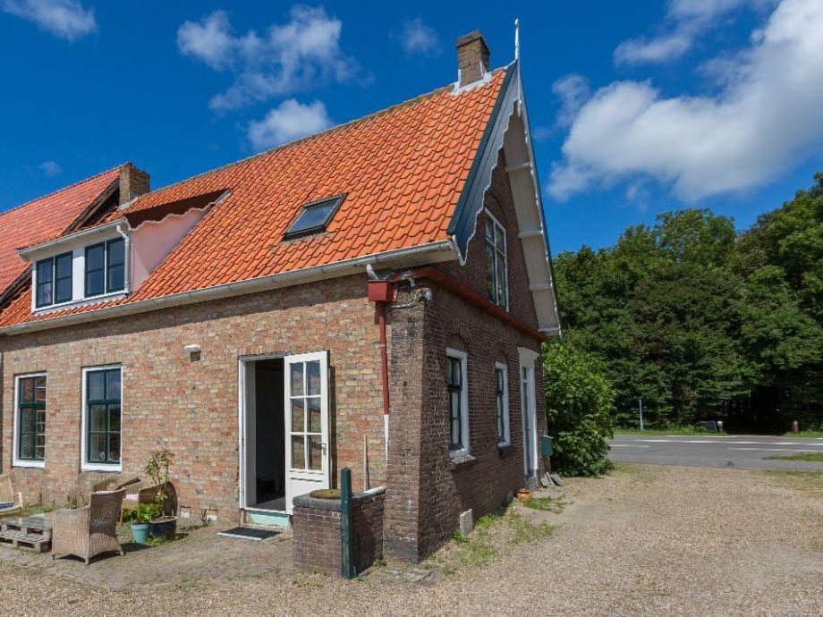 Außenaufnahme Bauernhaus 8 Personen in Oostkapelle