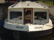 Hausboot Greuns