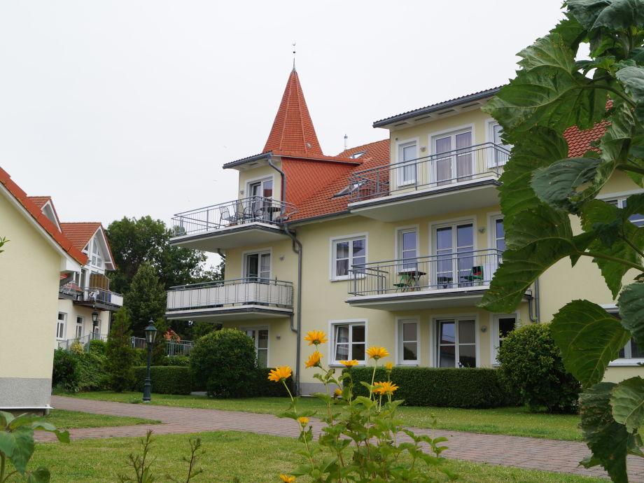 Die Residenz am Kurhaus im Ostseebad Rerik
