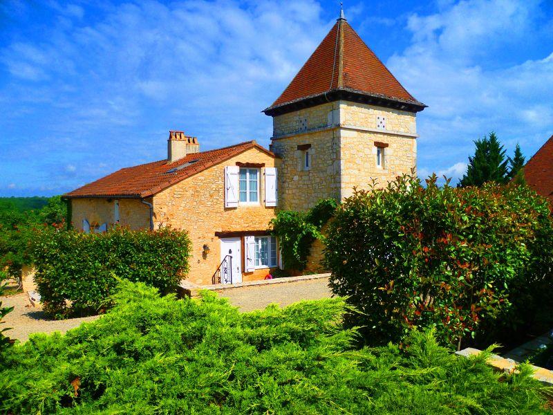 Ferienhaus der Extraklasse mit Pool im Périgord, 3 Pers.