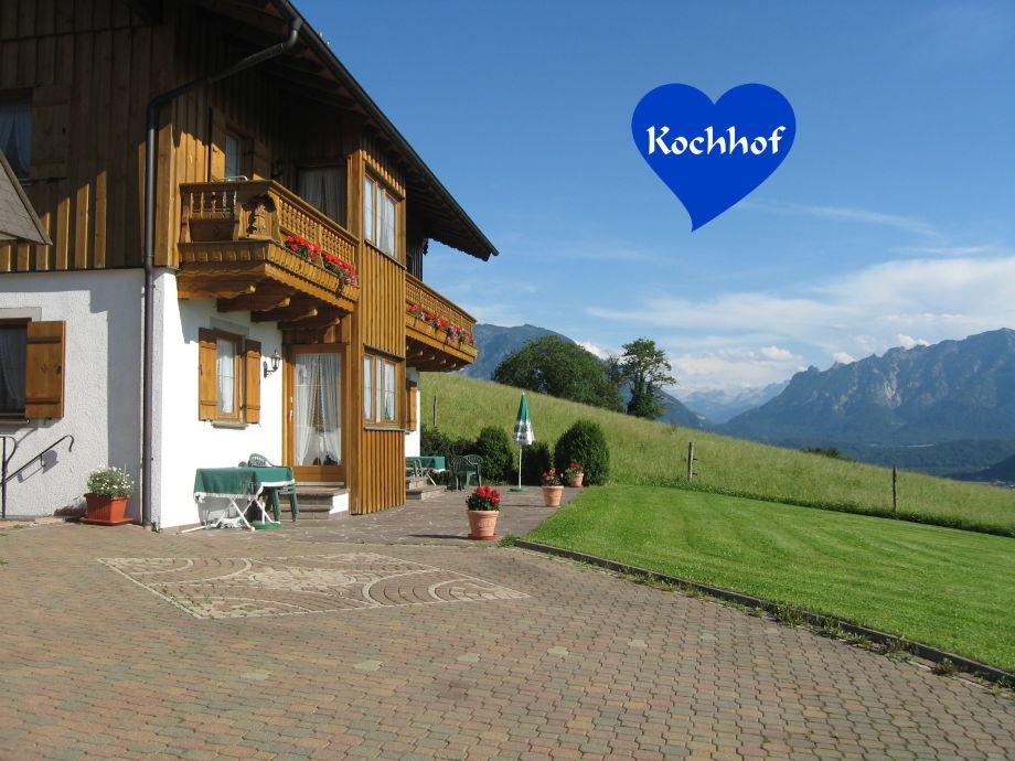 Urlaub auf dem Kochhof im schönen Berchtesgadener Land