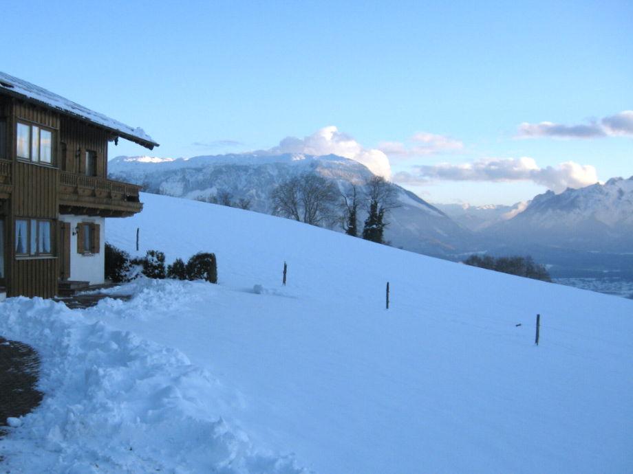 Winter auf dem Kochhof