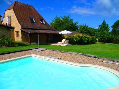 top class, Périgord, pool, 2 guests