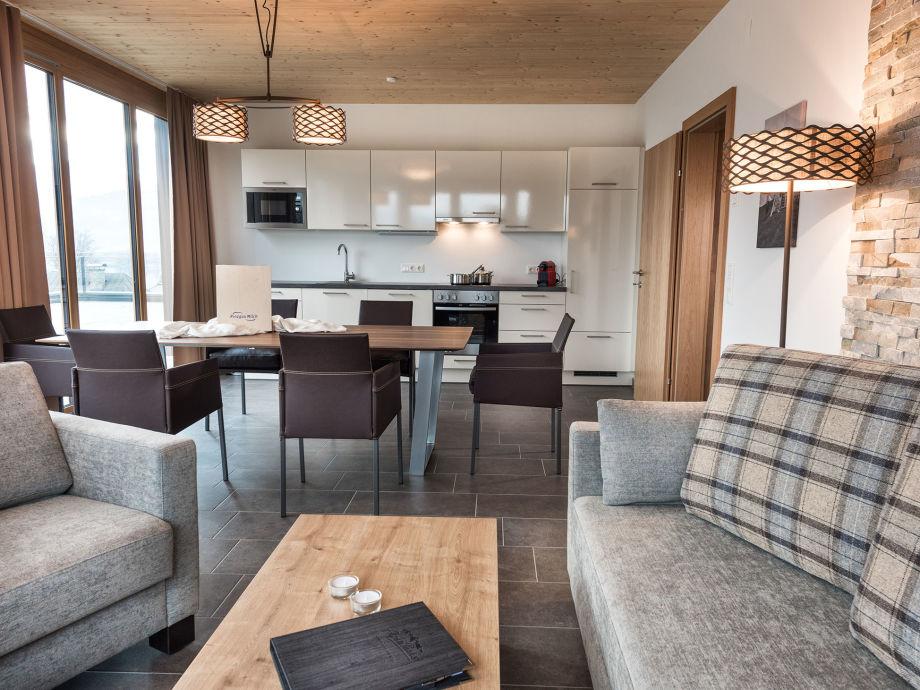 Ausstattung Penthouse Alpine Luxury Plus