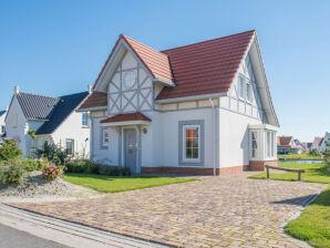Ferienhaus Cadzand-Bad Typ CA6A