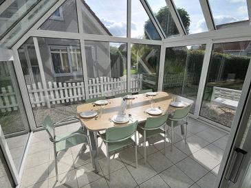Ferienhaus Zeeland Village Typ BL8