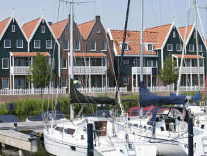 Ferienhaus Marinapark Volendam Typ VO6