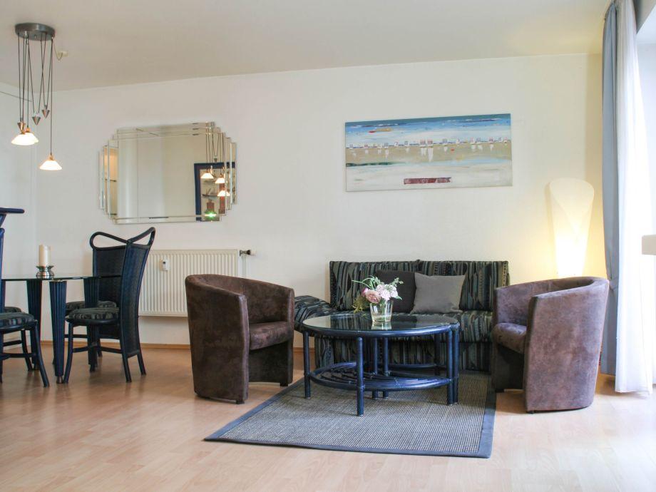 Ferienwohnung gute zeit norderney firma vermietservice - Traum wohnzimmer ...