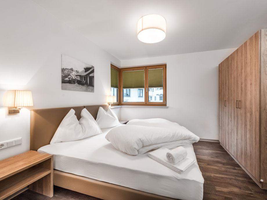 Ferienwohnung penthouse luxury maisonette salzburger land - Schlafzimmer stefan ...