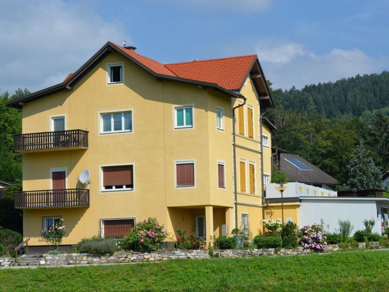 Ferienwohnung in der Villa Wurzer