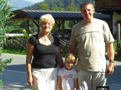 Ihr Gastgeber Familie Goldberg