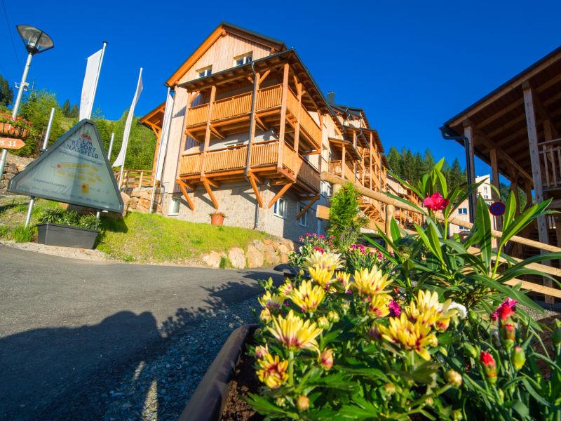 Ferienwohnung Alm Resort Nassfeld