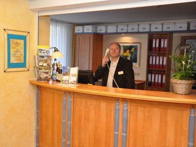 Ihr Gastgeber Jörg Frommann