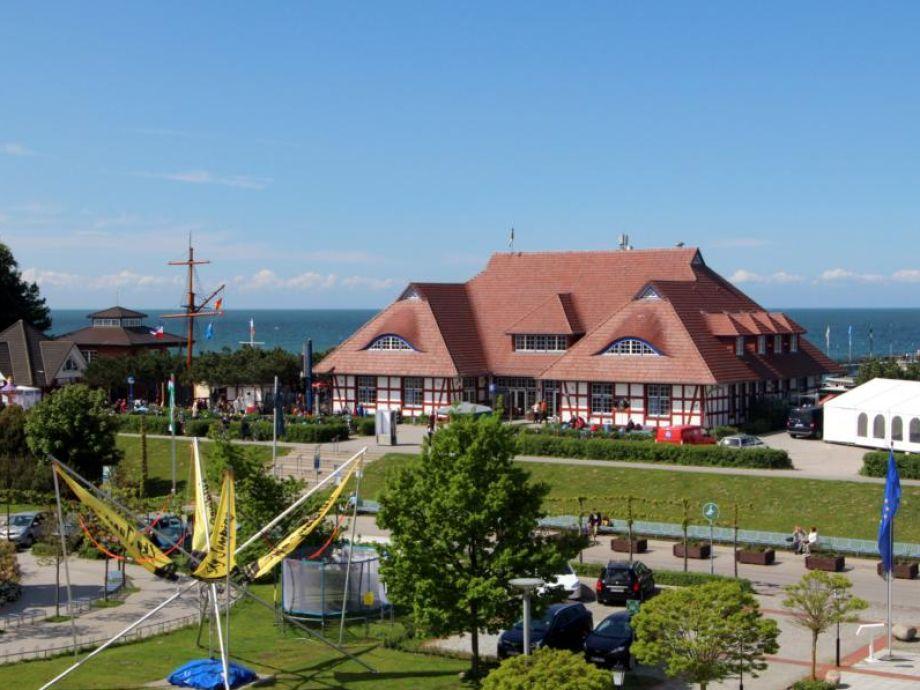 Seebrücke und Kurhaus