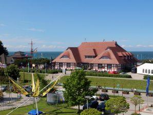 Ferienwohnung Ostseesonne direkt an der Seebrücke
