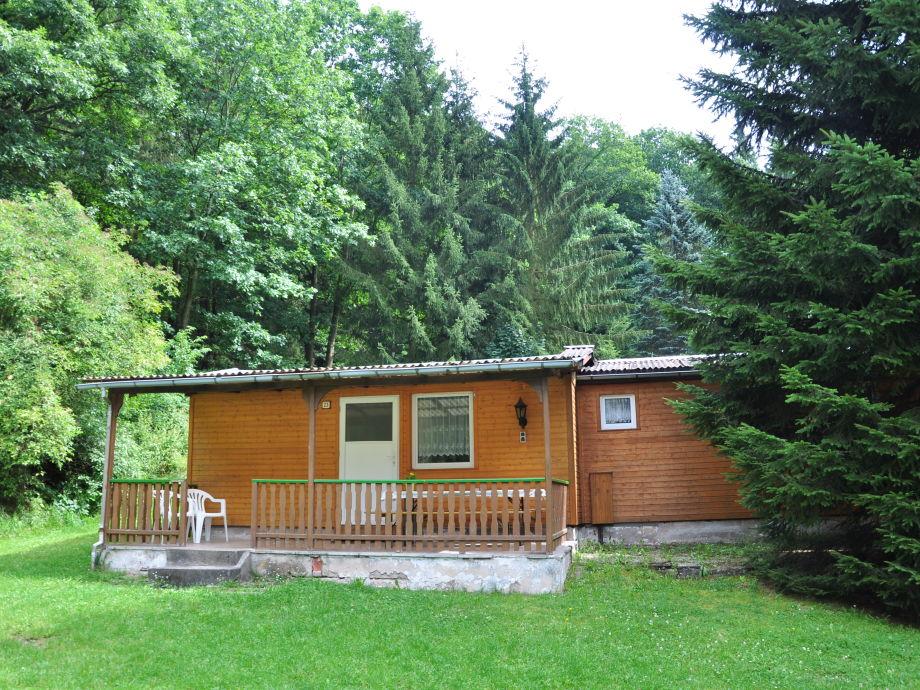 Ferienhaus im Bunglowdorf Am Waldbad