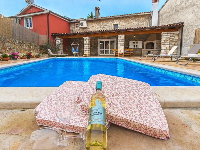 Ferienhaus Cassa Lucija