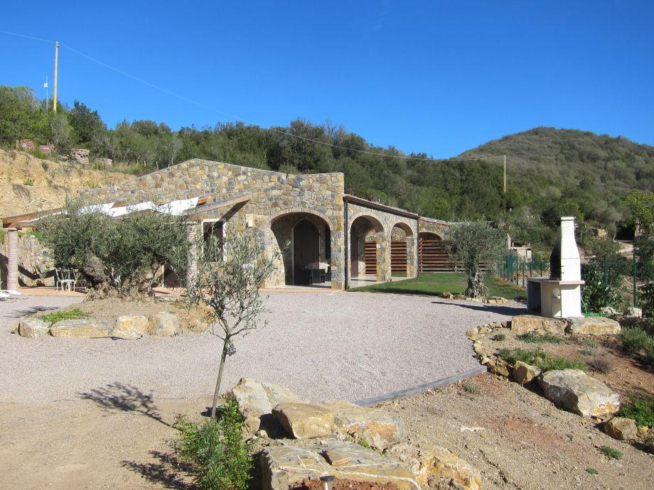 Die Villa Panorama.